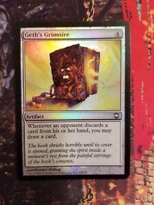 Geth/'s Grimoire Darksteel 1x MTG NM