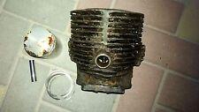 Original Zylinder Kolben Ringen Bolzen IZH ISZH ИЖ 350 49 DKW NZ cylinder piston