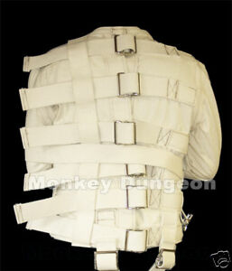 Halloween Straight Jacket   Large All Sizes avail