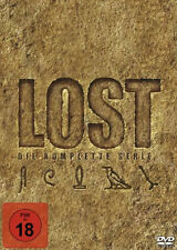 LOST die komplette TV-Serie STAFFEL 1 2 3 4 5 6 Sammlerbox 37 DVD Box EDITION