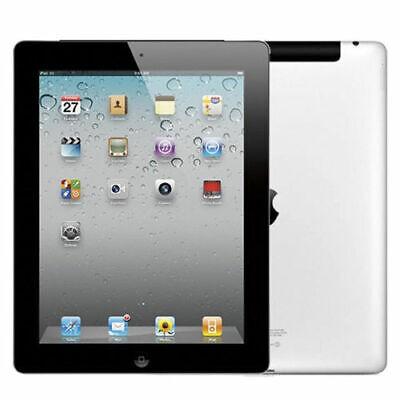 Lots 2x Apple iPad 1st Generation 16GB Read Wi-Fi  9.7in Black Good Condition
