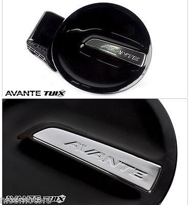 Genuine Logo Tuix Fuel Tank Cover For Hyundai Elantra MD 2011 2015