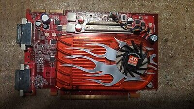 Apple Mac Pro ATI Radeon RV 630 256 MB Video Card PCE-E DVI RV630 Video Card