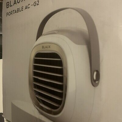 Blaux Portable Air Conditioner, Personal AC, Model AC-G2 ...