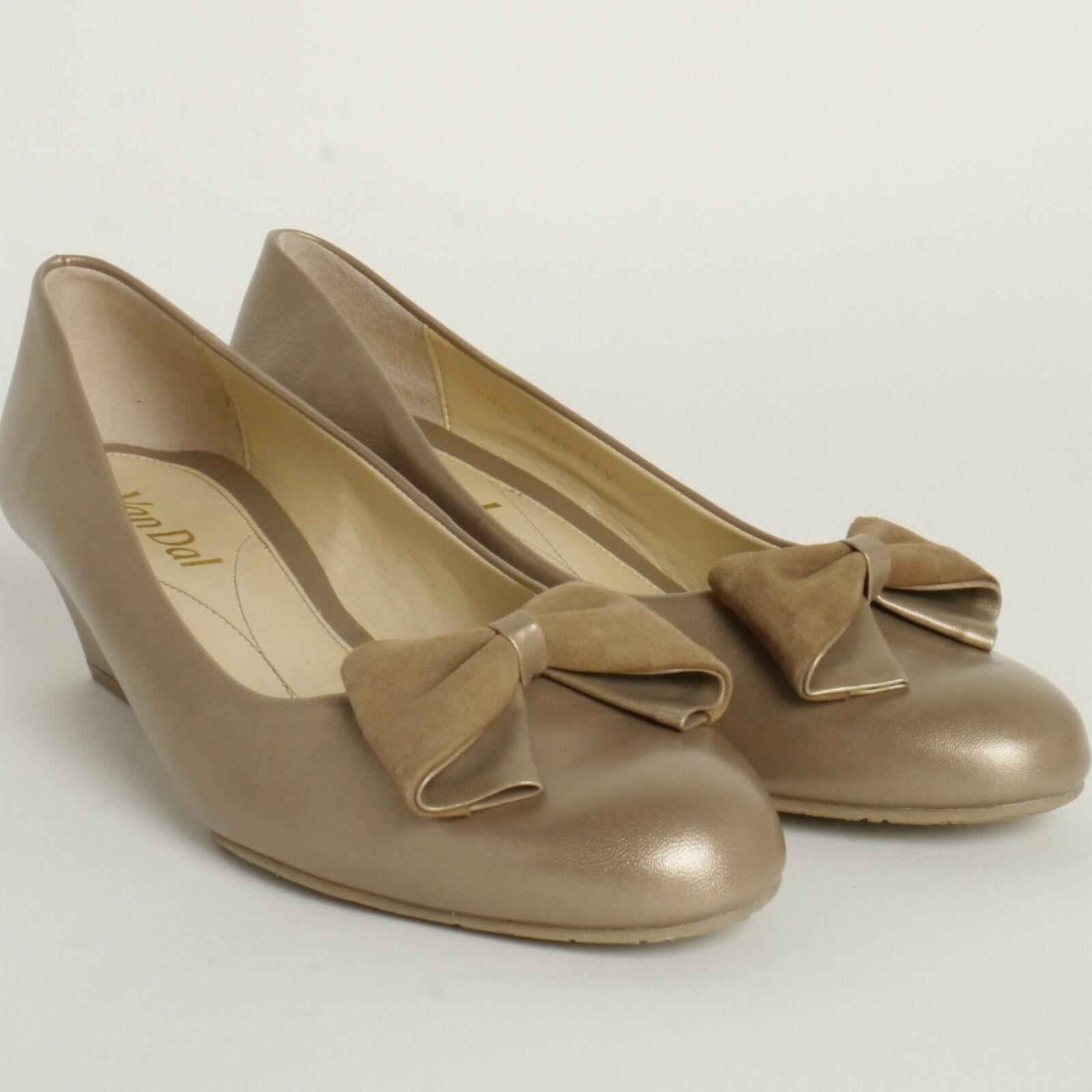 LADIES VAN DAL TAUPE   SUEDE LEATHER scarpe  RIOM  E EE FITTING   Buy Speciale    Sig/Sig Ra Scarpa