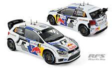 Volkswagen VW Polo R WRC - Ogier - Rallye de France 2013 - 1:18 Norev 188475