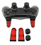 PS4-Controller-Aimassist-Set-Extended-Triggers-Curved-FPS-Analog-Grip-Caps Indexbild 2