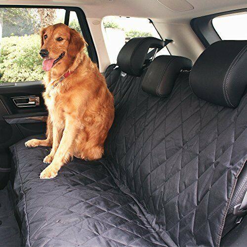 Waterproof Pet Car Seat Protector Hammock Heavy Duty Nonslip Dog Cat Cover