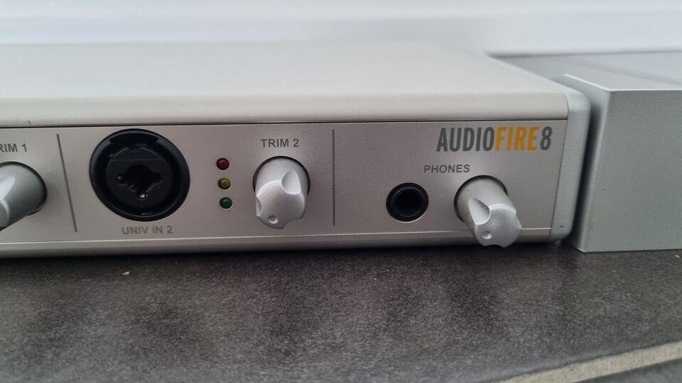 Lydkort, Echo AudioFire 8