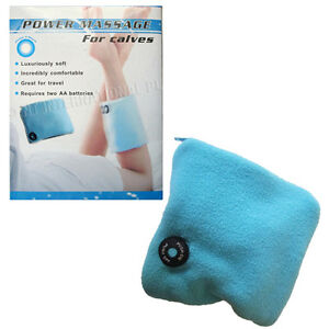 POWER MASSAGE CALVES SOFT COMFORTABLE BATTERY OPERATED ...