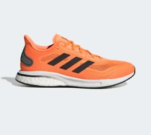 New-adidas-Ultra-Mens-Supernova-Running-Shoes-Boost-Signal-Orange-FV6033