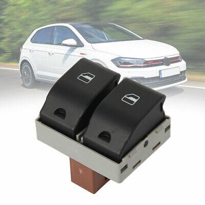 VW Polo 9N 2002-2009 Seat Ibiza Cordoba 6L2 Electric Window Switch Driver Side