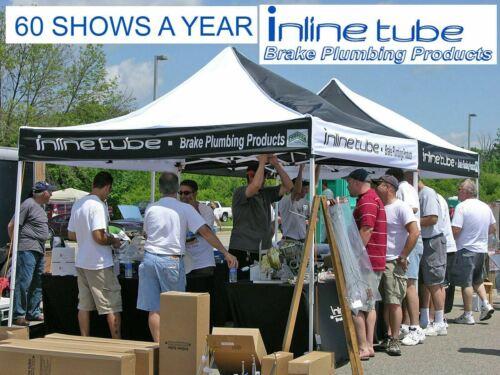 Standard Bubble ISO Metric Double Single Tube Brake Line Nut Flare Flaring Tool