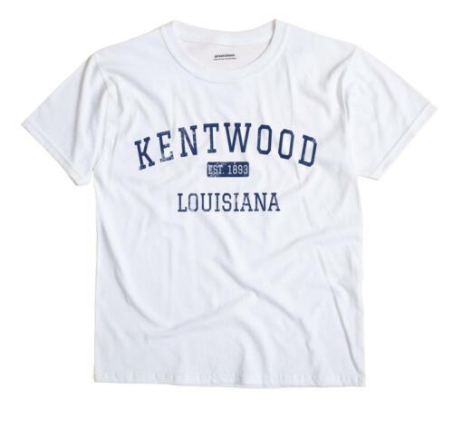 Kentwood Louisiana LA T-Shirt EST
