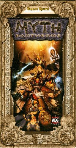 Myth Pantheons card game