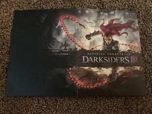 Darksiders III 3 Apocalypse Edition Soundtrack only