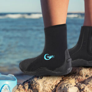 1-Pair-5mm-Adult-Neoprene-Warm-Diving-Boots-Scuba-Surfing-Snorkeling-Swim-Socks