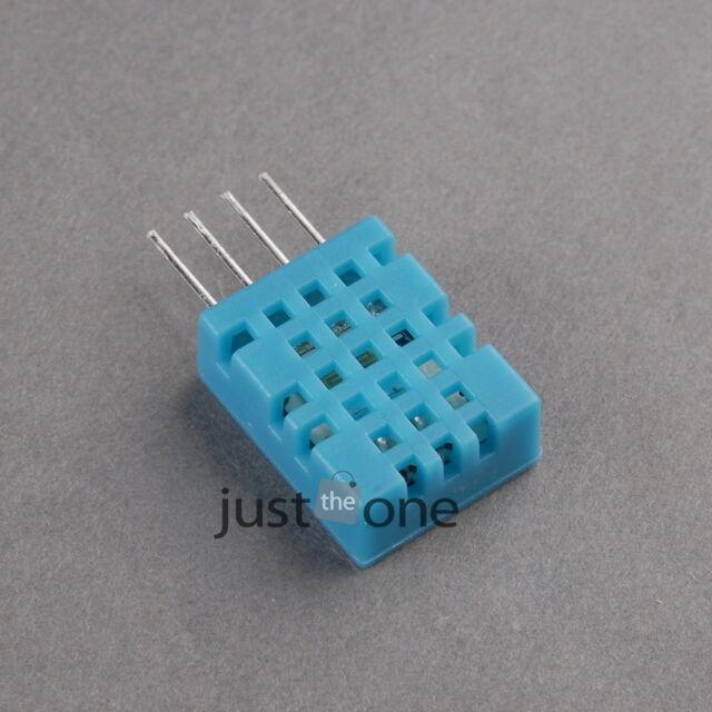 1/2/5/10 DHT11 DHT-11 Digitale Temperatur-und  Relativer Feuchte-Sensor-Modul