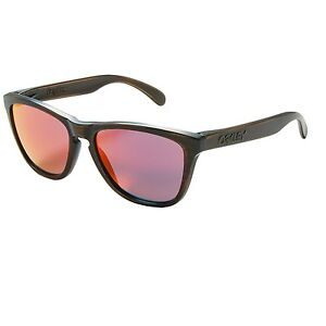 New oakley frogskins limited edition fallout bronze decay w/ruby.