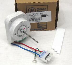 GE WR60X218877 Refrigerator Evaporator Fan Motor AP5986488 PS11721928