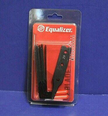 Equalizer Z Blade Variety Pack (z1, Z2, Z7, Z3, Z4, Z5, Z6, Z8, Z9 ) Vzb10