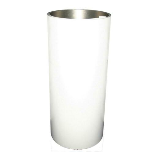 White Aluminum Trim Coil Building Material Siding Construction 14 in x 50 ft