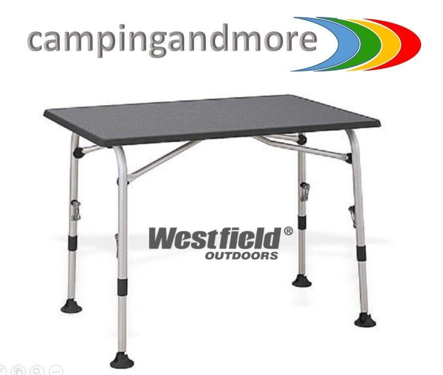 Westfield Campingtisch Performance Performance Performance Series Superb 100,Tisch Camping, e495ab