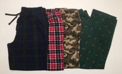Men's Big & Tall Printed Lounge Pants Saddlebred LT-XLT-2X-2XLT-3X-3XLT-4X NWT.
