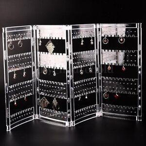 acryl display st nder organizer halter f r halskette. Black Bedroom Furniture Sets. Home Design Ideas