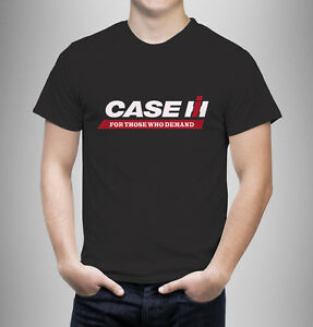 discount shop cheap for sale unique design Details about CASE IH Tractor Logo Design Gildan T-Shirt Black Short Sleeve  100% Cotton