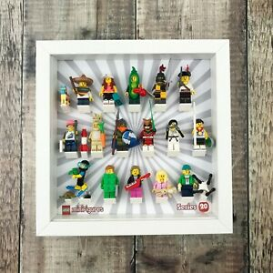 Display-Frame-for-LEGO-Series-20-Minifigures-Series-20-Minifig-Case