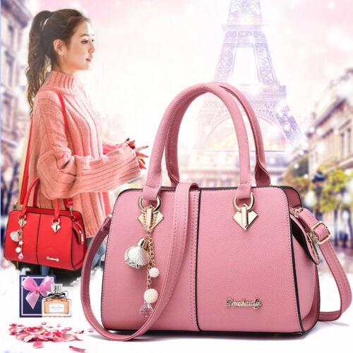 Women Top Handle Satchel Handbags Shoulder Bag Top Purse Messenger Tote Bags
