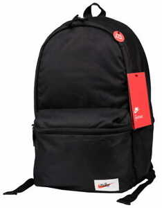 Nike-Heritage-Rucksack-Backpack-Black-Unisex-Sport-Travel-Football-Men-Women