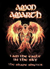 "AMON AMARTH AUFKLEBER / STICKER # 11 ""I AM THE EAGLE IN THE SKY - SHAPE SHIFTER"""