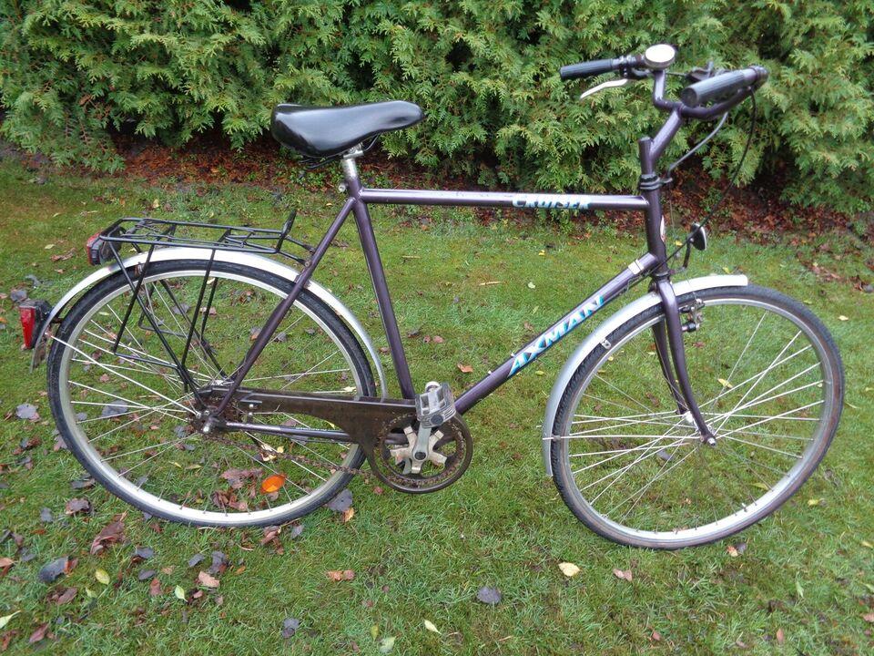 Herrecykel, andet mærke Cruiser, 60 cm stel