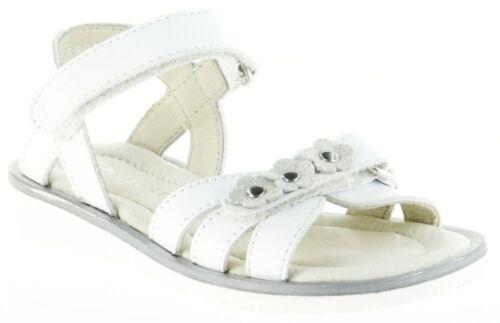 Richter Kinderschuhe Sandaletten weiß Glattleder Mädchen 5801-143-0400 Levia