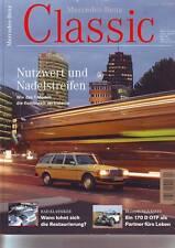 Mercedes Benz Classic 4/07 T-Modell  W123 300 TD  W 123/170 D OTP/MB Typ 320 n