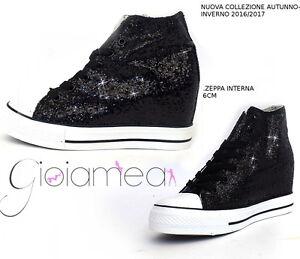 scarpe nike glitter donna