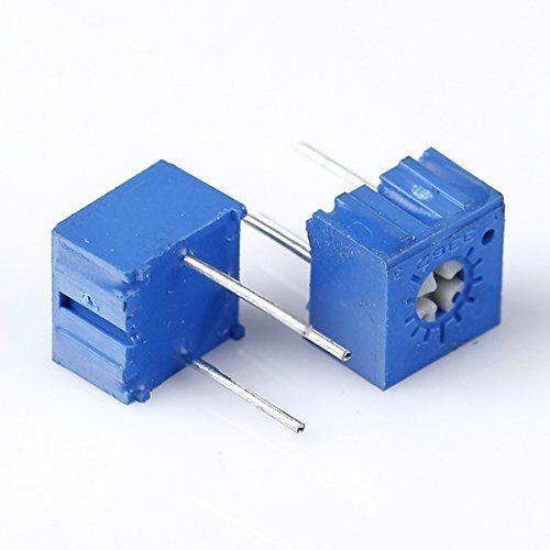 50pcs 100K ohm 3362P-104 3362 P Trim Pot Trimmer Potentiometer