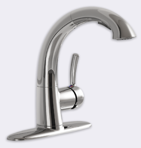 American Standard Rochelle Polished Chrome 1 Handle Pull