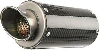 Hot Bodies 51303-2400 MGP Growler Muffler Carbon Stainless Steel