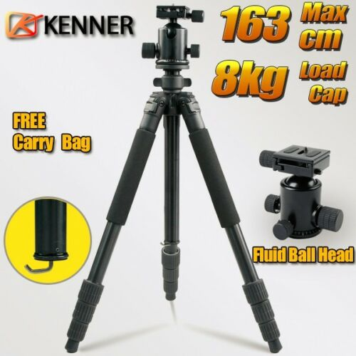 Professional Tripod for Digital Camera DSLR Camcorder Ball Head Sony Nikon Canon