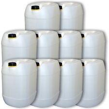 10 x 30 l Wasserkanister, Kanister,Camping,Behälter,NEU (10x22001)