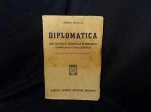 Marco-Modica-Diplomatica-generale-e-speciale-Hoepli-1942