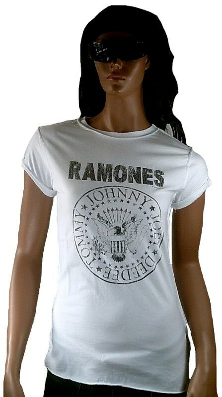 Amplified Amplified Amplified THE RAMONES Hey Ho Let 's go You Rock Star Vintage VIP T-Shirt G. xl 44 3560df