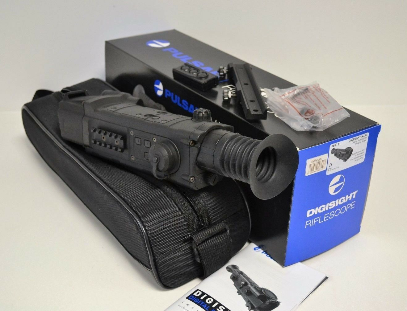 PULSAR Digisight N750 Digital Night Vision Scope