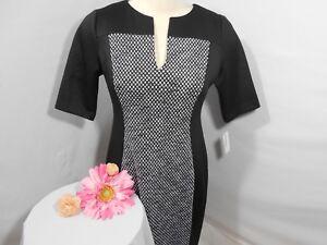 90d15bc63ac94 Details about *NWT!~Dress Barn/Dress~Black~12~