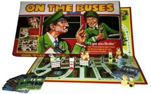 On-the-Buses-board-game-Blakey-Stan-Olive-Retro-style