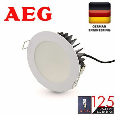GermanAEG LED Downlight Kit 10w 13w 5Y Warranty Cool Warm White Free Postage D09