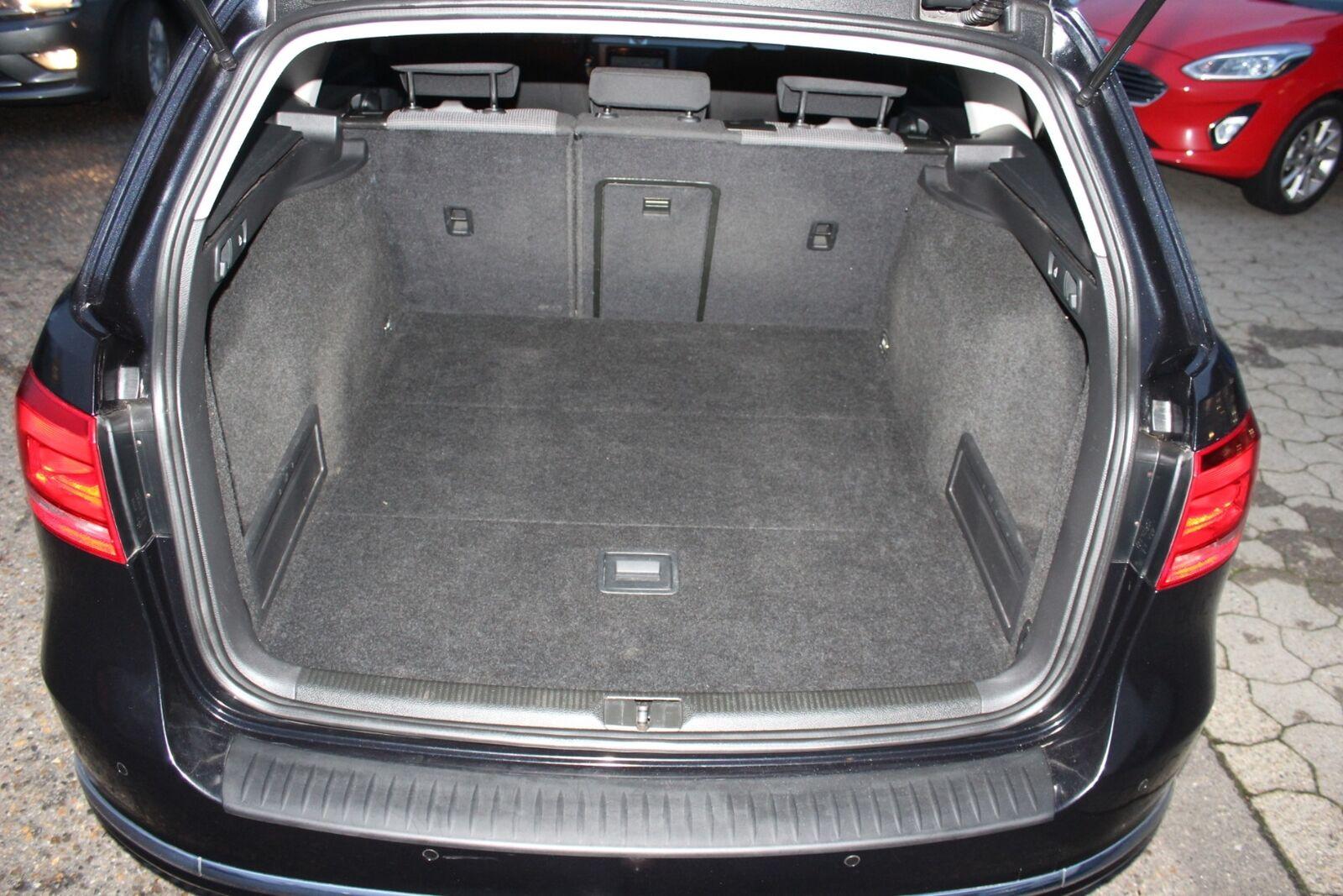 VW Passat 2,0 TDi 140 Comfortl. Vari. BMT - billede 6